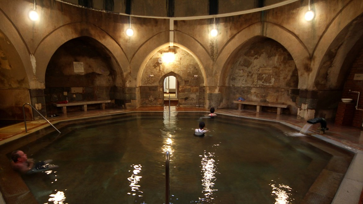 Don't miss Király Baths, built in the late 16th century when Budapest and a part of what is now Hungary were part of the Ottoman Empire.
