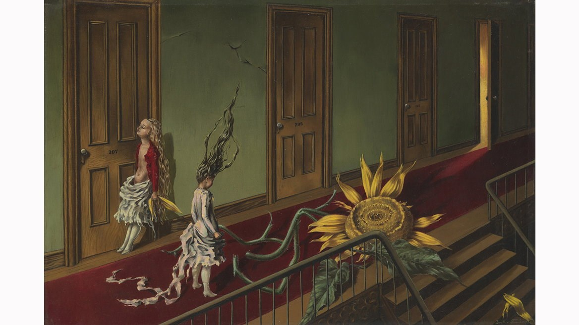 The surrealism of Dorothea Tanning at the Tate