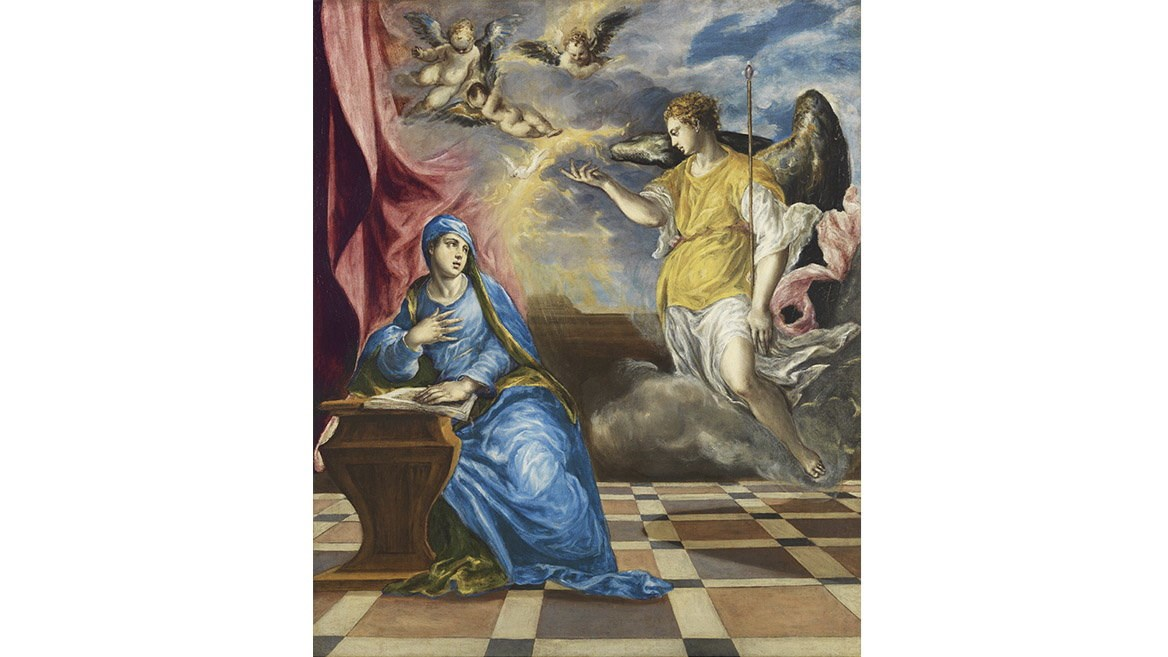 The best El Greco's paints in Madrid
