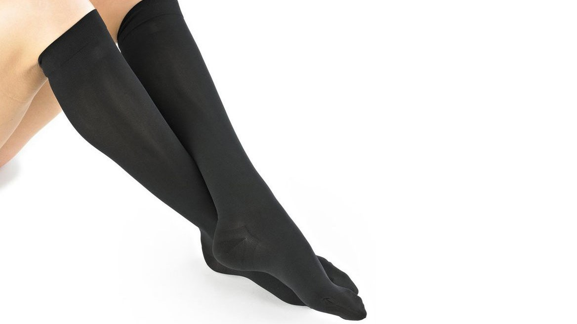 These compression socks help to improve circulation