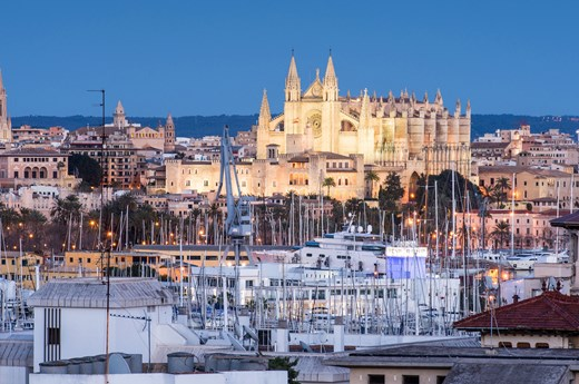 Get away to Palma de Mallorca and double your Avios with Meliá