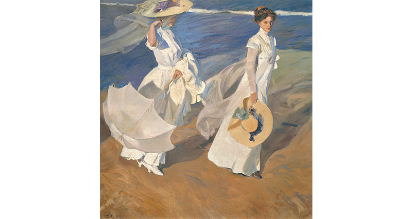 Londres: Sorolla in the National Gallery