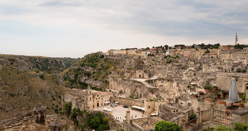 Sustainable holidays in Matera, European Capital of Culture