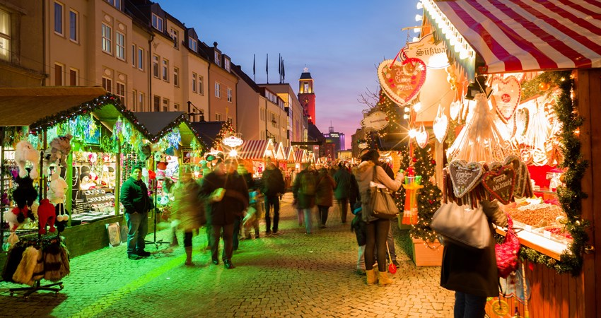 Berlin boasts more than 80 Christmas markets spread across the city.