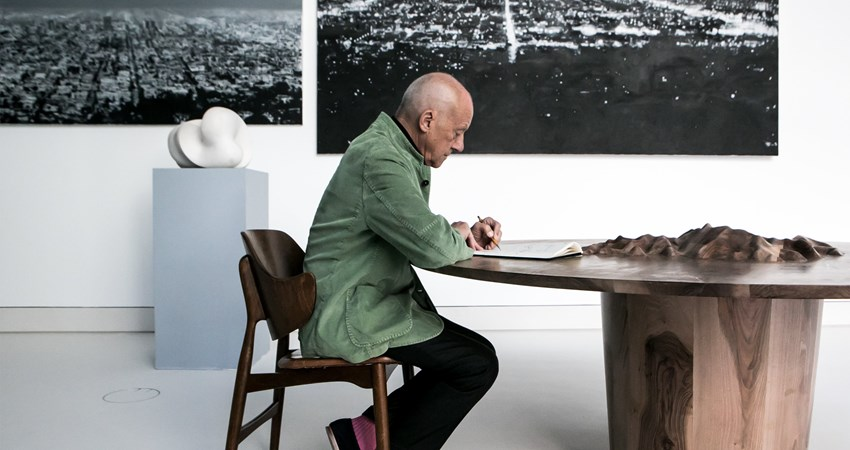 The award-winning architect Norman Foster tells us about innovation in the projects of his Norman Foster Foundation.