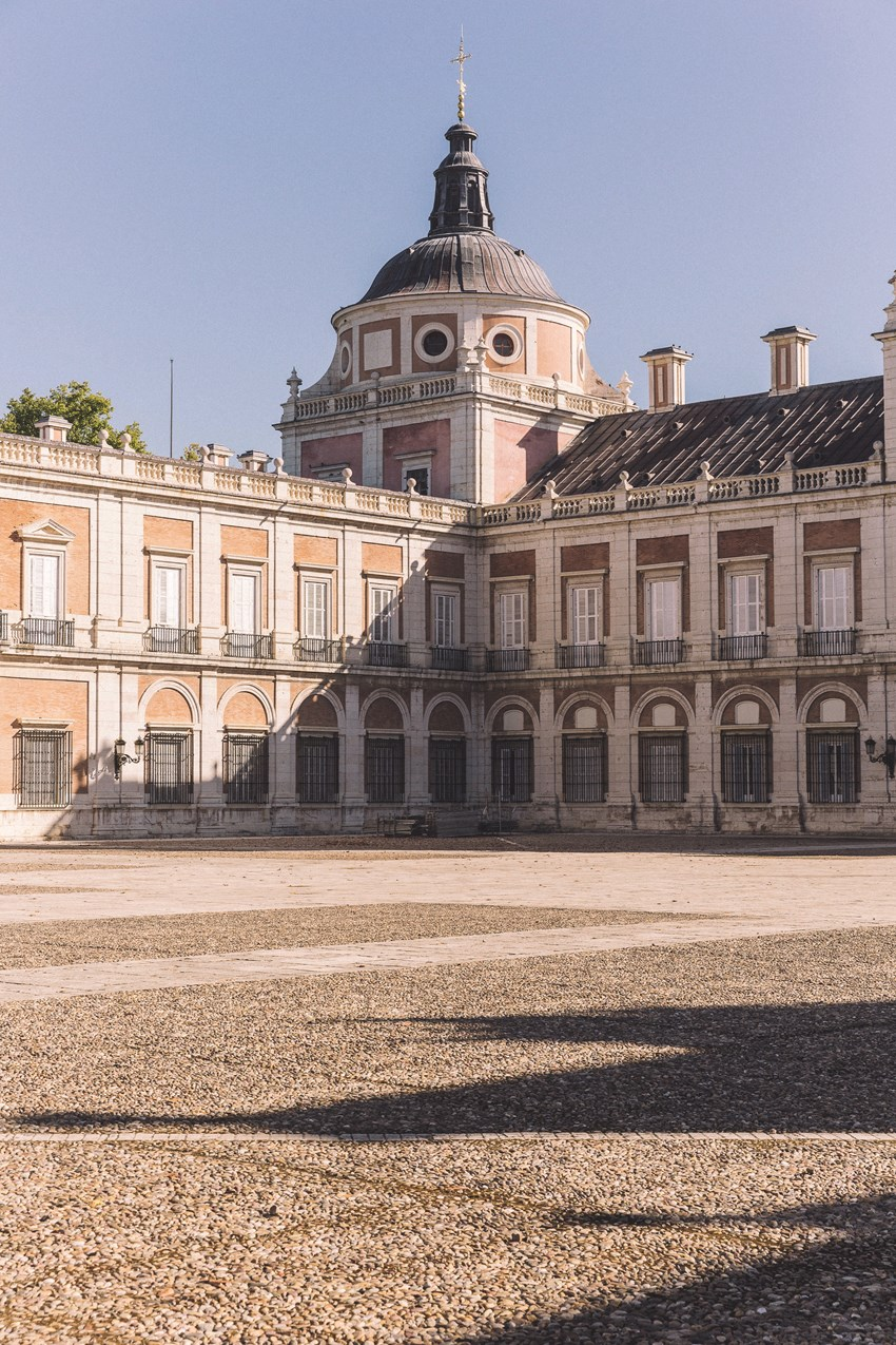 Thanks to Stopover Hola Madrid, you'll be able to enjoy a getaway to Aranjuez during your layover in Madrid.