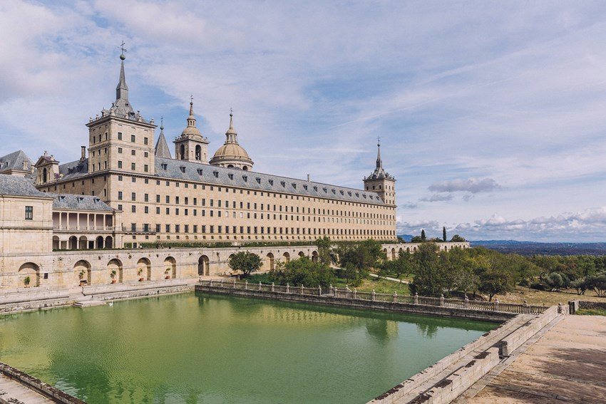 Don't miss the Royal Monastery of San Lorenzo de El Escorial during your connection in the capital by enjoying Iberia's new product: Stopover Hola Madrid.