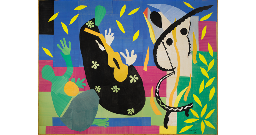 The Henri Matisse exhibition at the Centre Pompidou in Paris is essential viewing this autumn.