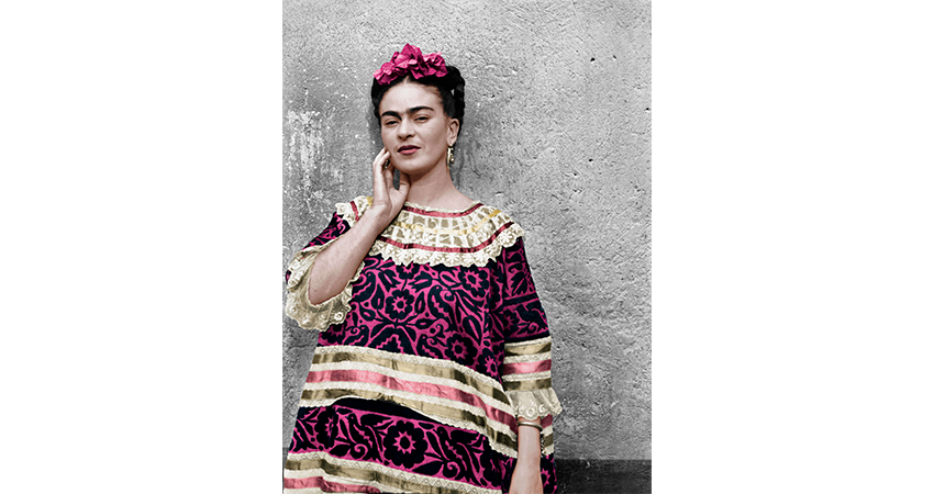 Check out of the most important exhibitions of autumn: Frida Kahlo: Il Caos Dentro, until 28 March 2021 at the Fabbrica del Vapore in Milan.