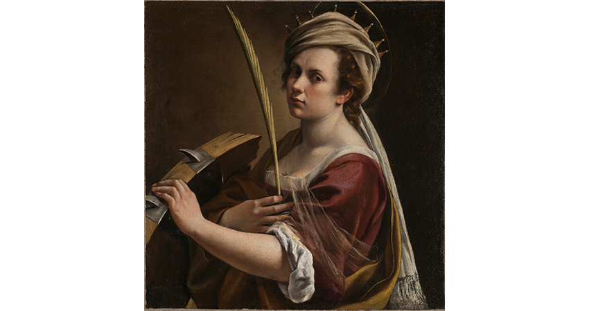 Artemisia Gentileschi's exhibition at The National Gallery (London) has the expressive perspective of a woman in a world dominated by men.