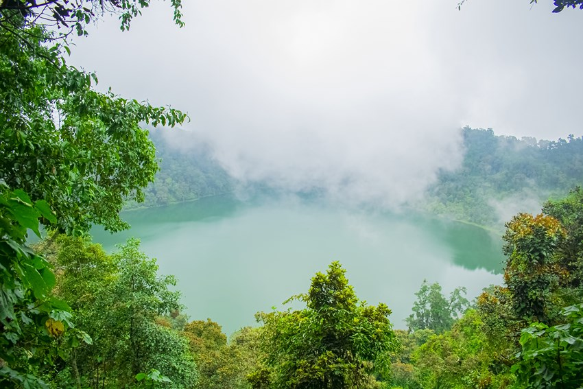 Chicabal Lake is a sacred site that is essential viewing on your visit to Guatemala's most fascinating Mayan cities.