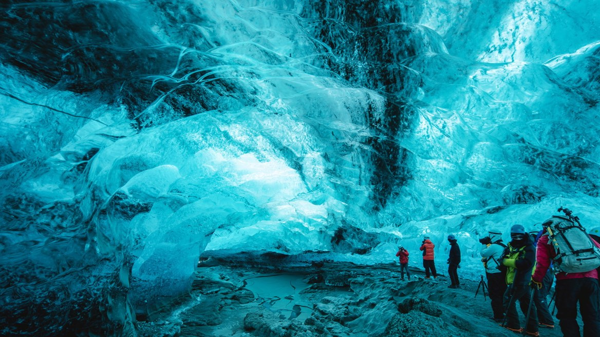 At 3,100 square miles, Vatnajökull is Europe's largest national park