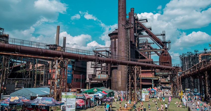 Colours of Ostrava, from 19-22 July