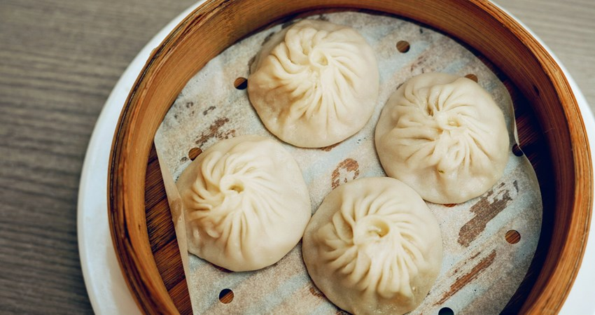 The beloved Shanghainese soup dumpling